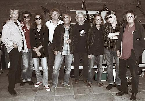 Bandfoto NC Brown Blues Band